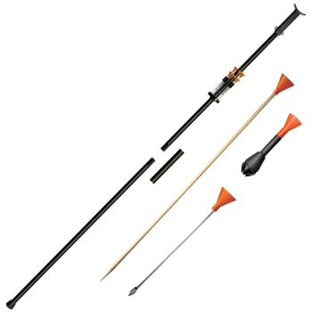 ColdSteel - B6255T - Big Boar Blowguns - 5 Foot 2 Piece Blowgun (NE-CSB6255TZ)