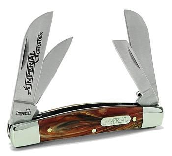 Schrade Imperial IMP15CON - Congress Folding Pocket Knife (SC-SCIMP15CON)