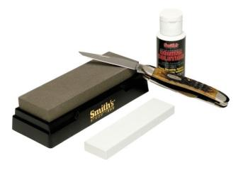 Smith Abrasives SK2 - 2 Stone Sharpening Kit (SM-SMSK2)