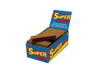Super - Rust Eraser - 24 pc Counter Merchandiser (OH-SR0124)