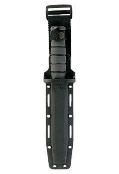 KA-BAR 1216 - Full-size Black Glass-Filled Nylon Sheath (KB-KB1216)