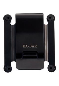 KA-BAR 1480CLIP - Metal Belt Clip for TDI Knives (KB-KB1480CLIP)