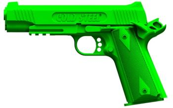 ColdSteel - 92RGC11C - 1911 Rubber Training Pistol Cocked & Locked (CS-CS92RGC11C)