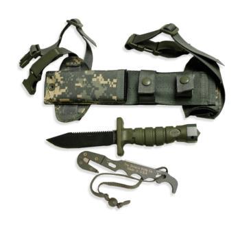 OKC - ASEK® Survival Knife System - FG/UC (OK-OKC1410)