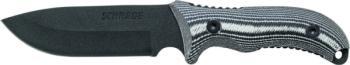 SCHF36M Schrade Frontier Full Tang Drop Point Fixed Blade Knife (SC-SCHF36M)