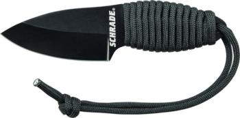 Schrade Full Tang Fixed Blade Ceramic Neck Knife (SC-SCH406N)