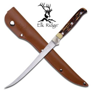 Elk Ridge ER-146 FILLET KNIFE 12.25 inch OVERALL (MC-ER146)