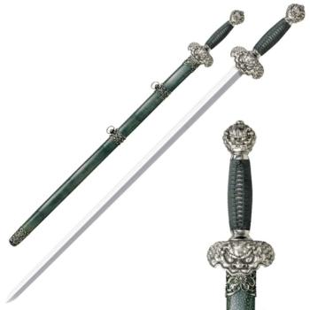 ColdSteel - Jade Lion Gim Sword (CS-CS88RLG)