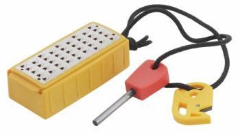 Smith Abrasives 50562 Pack Pal Tinder Maker with Fire Starter (SM-SM50562)