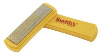 Smith Abrasives 50924 4 inch Coarse Diamond Sharpening Stone yellow (SM-SM50924)