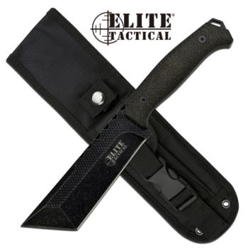 Elite Tactical ET-FIX001T-DSW Fixed Blade Knife (MC-ET-FIX001T-DSW)