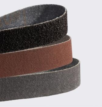 Combo Pack Replacement Belts - 1 ea Coarse(80)- Medium(220) & Fine(600 (SM-SM50949)