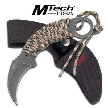 MTech USA MT-670 KARAMBIT KNIFE 6.65 inch OVERALL (MC-MT-670)