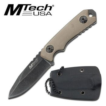 MTech USA MT-20-30 NECK KNIFE 4.75 inch OVERALL (MC-MT-20-30)
