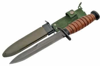 Rite Edge - WWII M3 12 TRENCH KNIFE W/HARD SHEATH (SZ-SZ211133)