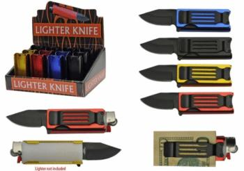 Rite Edge - 12 PIECE LIGHTER KNIFE DISPLAY (SZ-SZ211456)