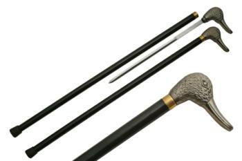 Rite Edge - 34 in. DUCK SWORD CANE (SZ-SZ901147)