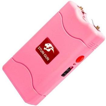 CHEETAH SLIM MAX POWER STUN GUN Pink (CH-61PK) (OH-CH-61PK)