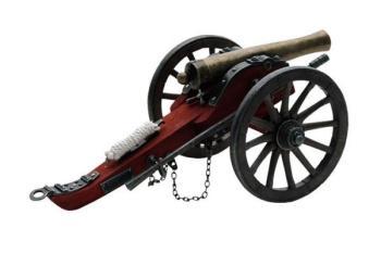 Rite Edge 210491 - Civil War Confederate Cannon (SZ-SZ210491)