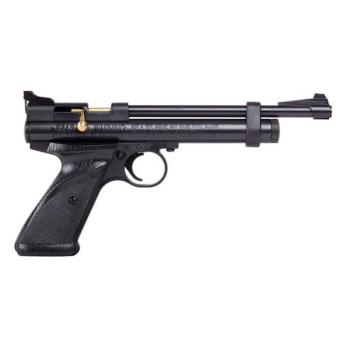 Crosman Bolt-Action Single Shot Pistol - CO2 Powered (CN-2240)