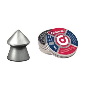 CROSMAN Pointed Pellets .177 Caliber - 7.4 gr. (250 Count) (CN-P177)