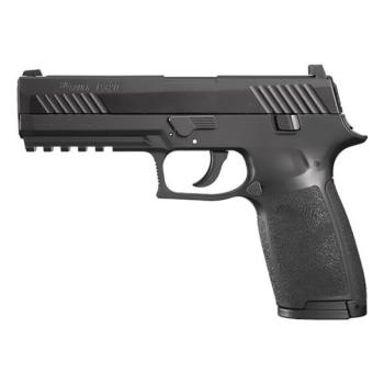 SIG Sauer P320 Blowback Pistol - CO2 Powered (SS-AIRP32017730RBLK)
