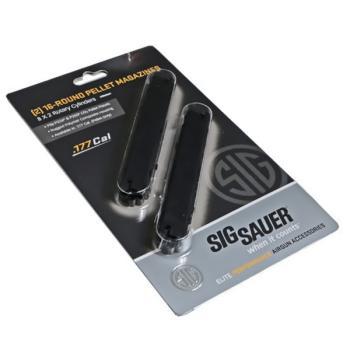 SIG Sauer P226 & P250 .177 Airgun Magazine (2 Pack) (SS-AMPC17716)