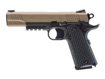 Umarex Colt M45 CQBP CO2 Semi-Auto/Auto BB Pistol (UX-2254045)