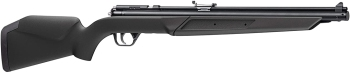 Benjamin 392S .22-Caliber Bolt Action Variable Pump Air Rifle, Black (BN-392S)