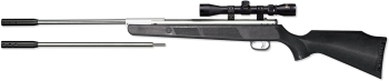 Beeman Sportsman Silver Kodiak X2 1077SC Dual Caliber Air Rifle Combo  (BE-1077SC)