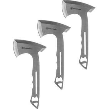 S & W -  Hawkeye Throwing Axes, 3-Pack - Clam   +New 2020+ (SW-SW1117231)