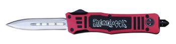 DF Mini OTF Deadpool Spear Point (DE-DFMSPDP)