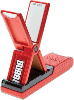 Bubba Blade Altus Portable Knife Sharpener, 180 and 400 Grit Stones (BB-BB1-1982314)