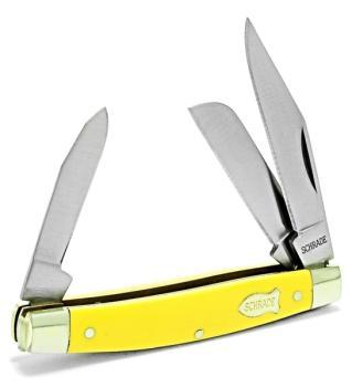 Schrade Old Timer 34OTY - Middleman Folding Pocket Knife (SC-SC34OTY)
