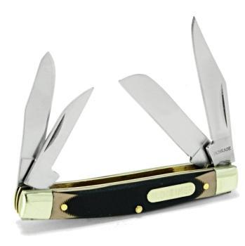 Schrade Old Timer 44OT - Workmate Folding Pocket Knife (SC-SC44OT)