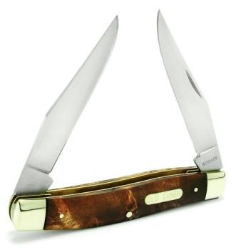 Schrade Old Timer 77OTW - Muskrat Folding Pocket Knife (SC-SC77OTW)