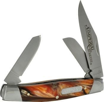 Schrade Imperial IMP15S - Stockman Folding Pocket Knife (SC-SCIMP15S)