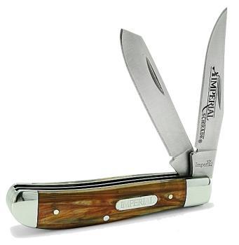 Schrade Imperial IMP15T - Trapper Folding Pocket Knife (SC-SCIMP15T)