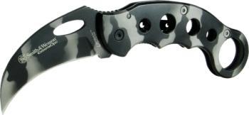 Smith & Wesson CK32C - Extreme Ops Frame Lock Karambit Folding Knife (SW-SWCK32C)