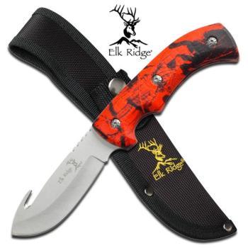 Elk Ridge Knife - ER-274RC - Fixed Blade Knife (MC-ER274RC)