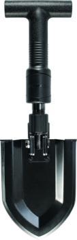 Schrade Telescoping Folding Shovel (SC-SCHSH1)