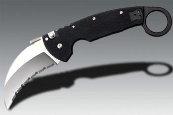 ColdSteel - 22KFS - Tiger Claw Serrated Edge (CS-CS22KFS)