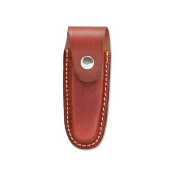Master Cutlery - 4 In. Brown Leather Pouch (MC-MC-R-40)