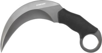 "Schrade Shasta Mc""Nasty Full Tang Fixed Blade Knife (SC-SCH112)"