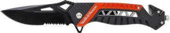 SW608ORS  Smith & Wesson Liner Lock Folding Knife (SW-SW608ORS)