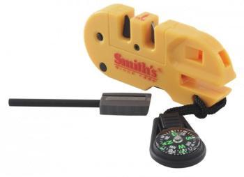 Smith Abrasives 50364 Pocket Pal X2 Sharpener and Outdoors Tool (SM-SM50364)