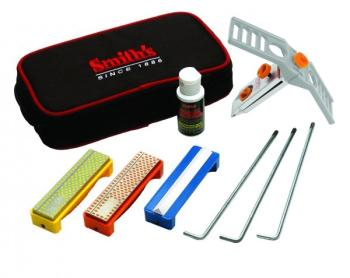 Smith Abrasives 50593 Diamond Precision Knife Sharpening System (SM-SM50593)