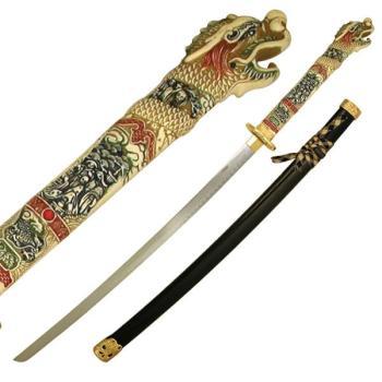 Master Cutlery -JL-003 SAMURAI SWORD 40 inch OVERALL (MC-JL-003)
