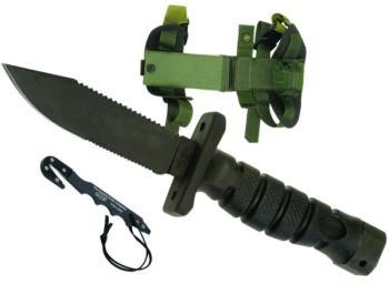 OKC -ASEK Survival Knife System (OK-OKC1400)