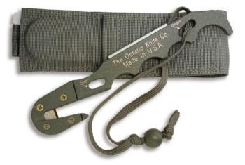 OKC - FG Model 1 Strap Cutter w/Sheath (OK-OKC1406)